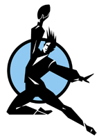 Woodistan State Dance Squad team badge